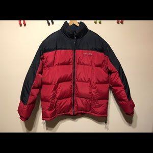 Rare Ralph Lauren Chaps puffer Jacket